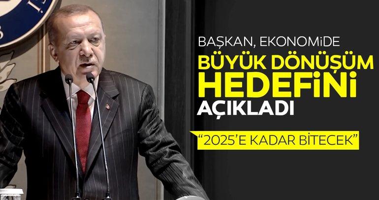 Başkan Erdoğan: Katılım Finansı, faiz oranlarıyla hareket etmemeli