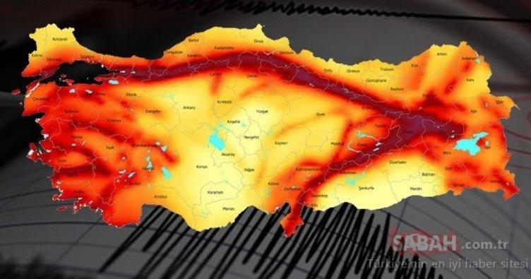Son dakika deprem mi oldu, nerede, kaç şiddetinde? 11 Ocak AFAD ve Kandilli Rasathanesi son depremler listesi detayları...