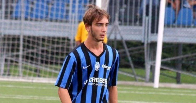 Atalanta'yı sarsan ölüm! 19 yaşındaki Rinaldi hayatını kaybetti