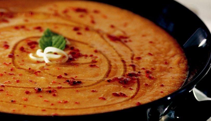 Sebzeli Mercimek Çorbası Tarifi Tarifi - Çorbalar - Sofra