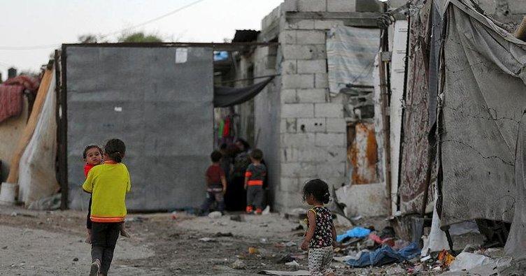 Çekilen acılardan İsrail işgali sorumlu