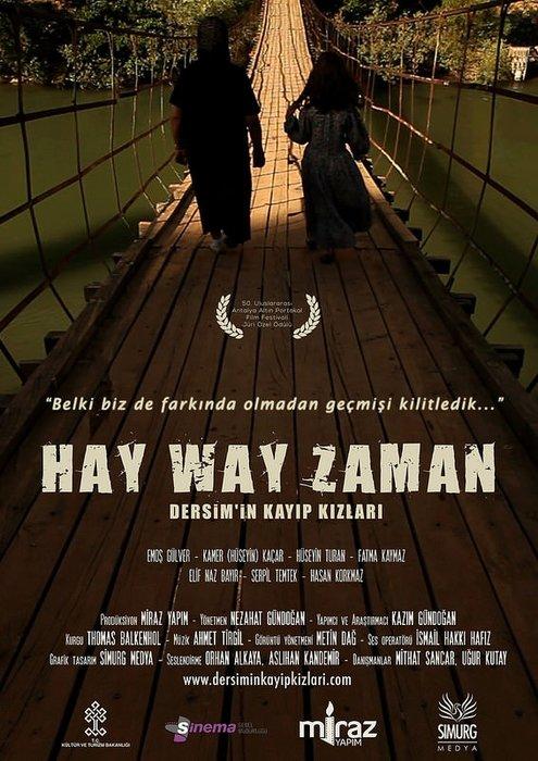 Hay Way Zaman: Dersim'in Kayıp Kızları filminden kareler