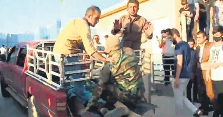 Iraklı iki general teröristlere kalkan olmuş