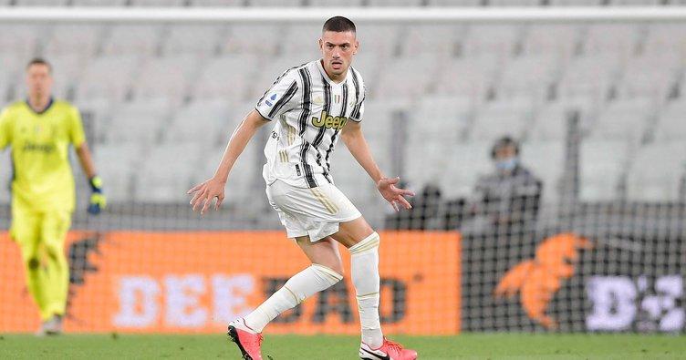 Milli futbolcumuz Merih Demiral formasına kavuştu!