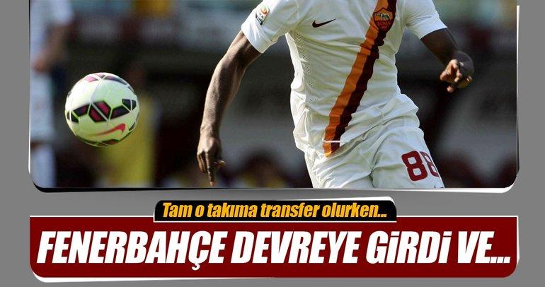 Tam o takıma transfer olurken Fenerbahçe devreye girdi ve...