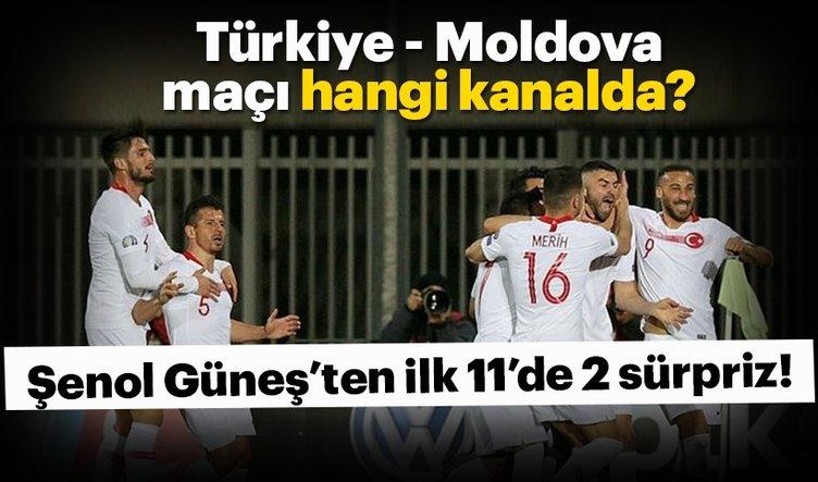 Son dakika haberi | Türkiye Moldova maçı hangi kanalda, saat kaçta? Türkiye Moldova maçı canlı izle!