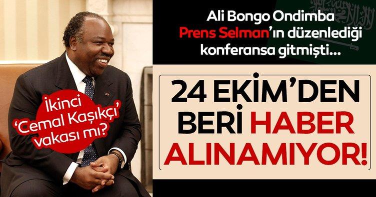 Ali Bongo Ondimba Suudi Arabistan'a gitmişti... Haber alınamıyor!