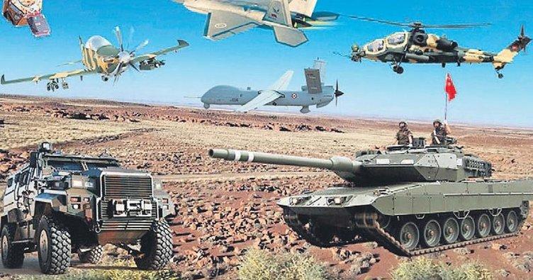 Savunmanın KOBİ'leri küresel lige taşınacak