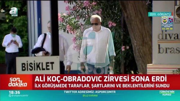 Fenerbahçe ile Obradovic görüştü!