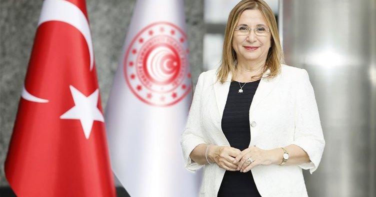 Bakan Pekcan: Geleceğin Türkiye'sini hep birlikte inşa edeceğiz