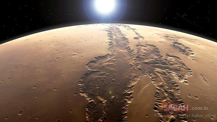 NASA açıkladı! Mars'ta şimdiye kadarki en şiddetli deprem yaşandı