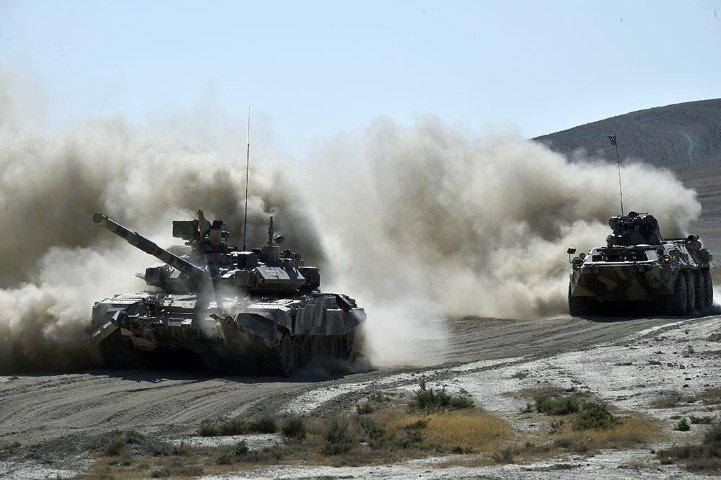 Milli Savunma Bakanlığı nefes kesen görüntüleri paylaştı! Türkiye ve Azerbaycan'dan gözdağı