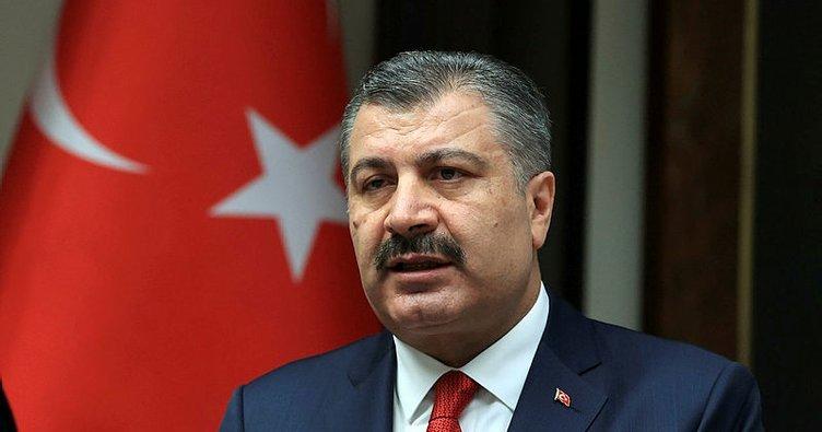 SON DAKİKA   Sağlık Bakanı Fahrettin Koca: Kısıtlamalar kademeli olarak kalkacak