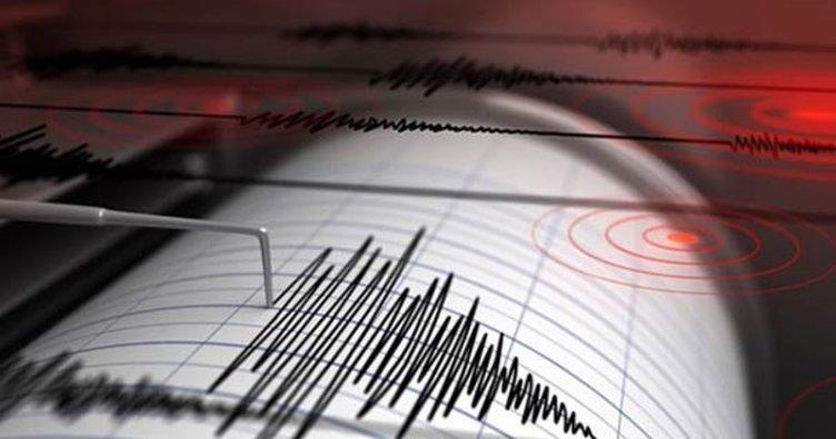 Son dakika: Çanakkale'de 4,1 büyüklüğünde deprem meydana geldi