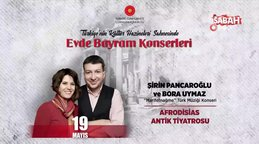 Cumhurbaşkanlığı tarafından bayram konserleri tanıtım filmi yayınlandı | Video
