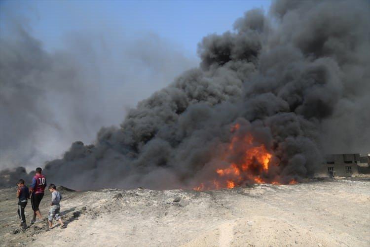 Musul'u kurtarma operasyonunda şiddetli çatışma