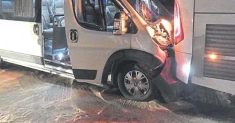 Manisa'da can pazarı: 23 yaralı