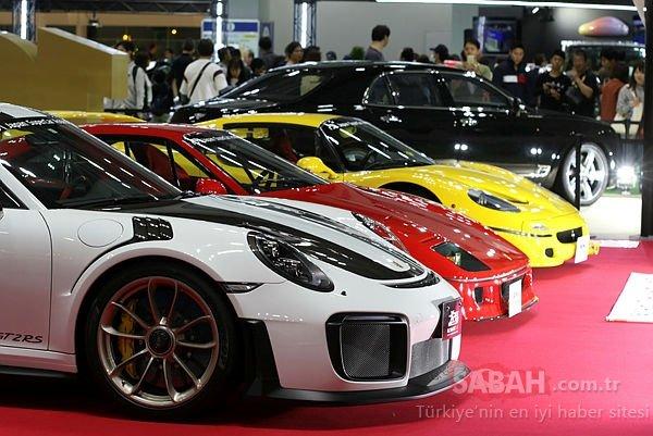 Geleceğin araçları Tokyo'da görücüye çıktı! Ahşaptan spor otomobil yaptılar: Öyle özellikleri var ki...
