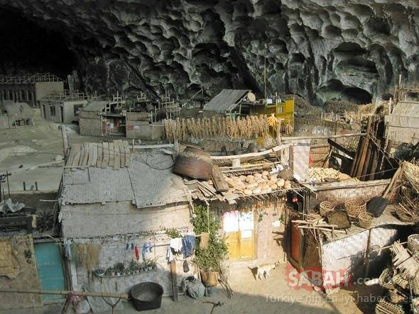 İşte dünyanın en ilginç köyleri