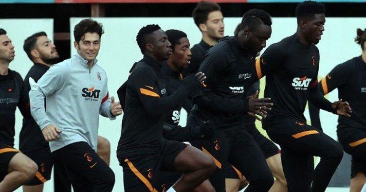 Galatasaray'a Etebo, Luyindama ve Emre Taşdemir'den müjde!