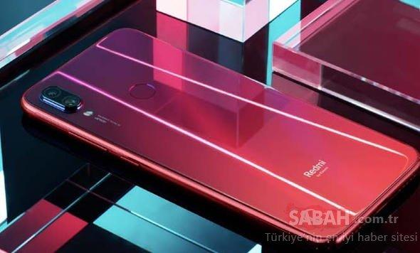 Xiaomi Redmi Note 7 duyuruldu! Redmi Note 7'nin özellikleri ve fiyatı