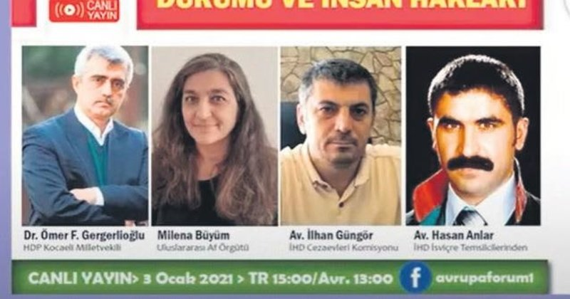 Bu kez PKK'ya konuk oldu - Son Dakika Haberler