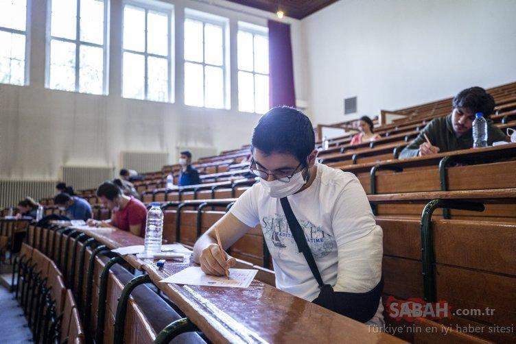 MSÜ sınav soruları ve cevapları sorgulama! 2021 Milli Savunma Üniversitesi MSÜ sınav soruları ve cevap anahtarı kitapçığı yayınlandı mı?