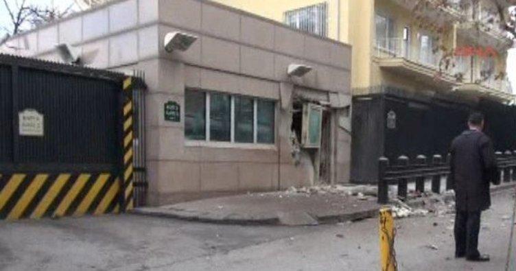 Son dakika: ABD'nin Ankara Büyükelçiliğine ateş açılmasında gözaltı sayısı 5'e yükseldi