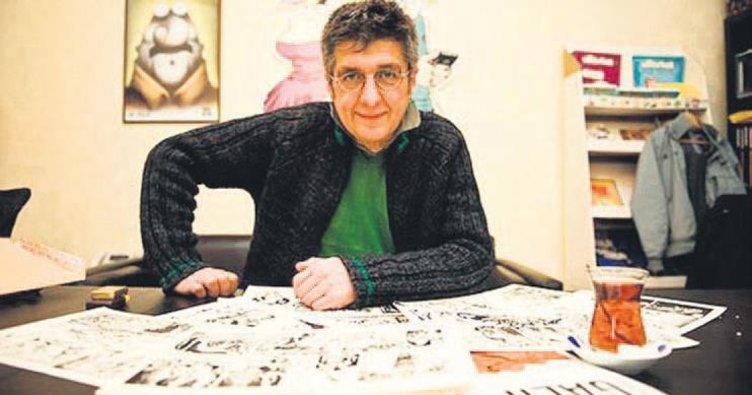 Karikatürist Galip Tekin evinde ölü bulundu