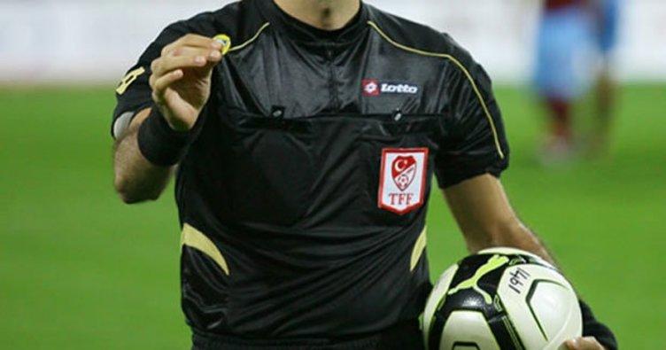 Spor Toto Süper Lig'de 22. hafta hakemleri açıklandı