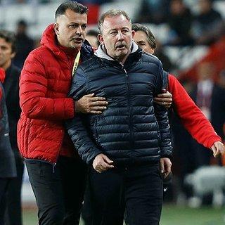 Beşiktaş, Galatasaray ve Sergen Yalçın PFDK'ya sevk edildi