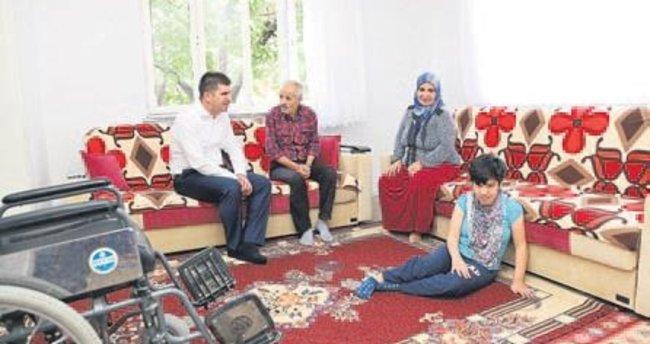 Başkan Ercengiz yardım eli uzattı