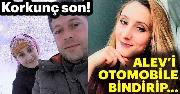 Alev'i boşandığı eşi kaçırıp, öldürdü