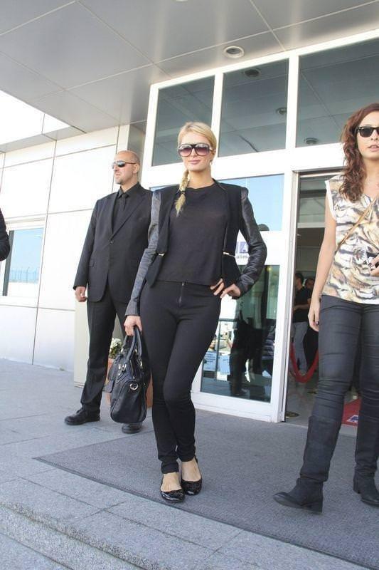 Paris Hilton - Arda Turan buluşması