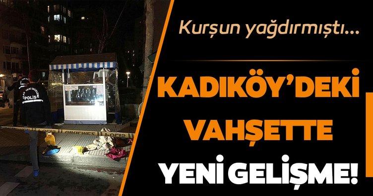 Son dakika haberi: Kadıköy'deki dehşette flaş gelişme!