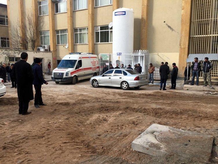 Dış cephe asansörü koptu; 2 işçi öldü