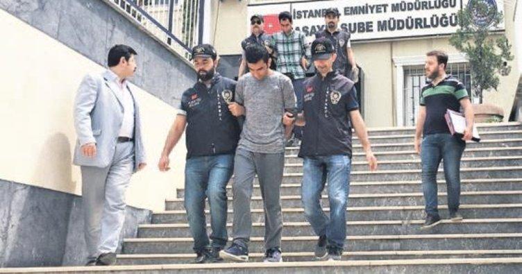Afgan polisten fidye tuzağı