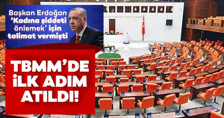 SON DAKİKA: Başkan Erdoğan talimatı vermişti! Komisyon için önerge verildi...