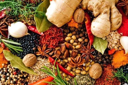 Vücudu ısıtan gıdalar