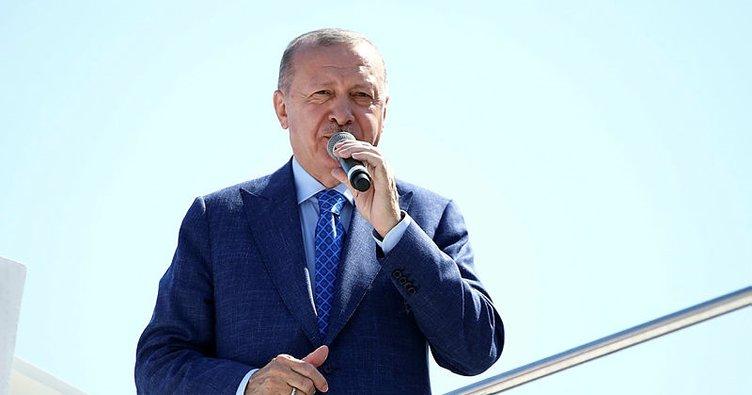 Son dakika haberi... Dev projeler hizmete açıldı! Başkan Erdoğan: Yeni adımların içerisindeyiz