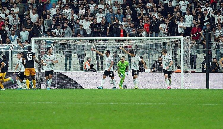 Wolverhampton maçı öncesi ve sonrasında Beşiktaş'ta öyle şeyler yaşandı ki...