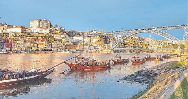 Okyanusun kıyısındaki kent Porto