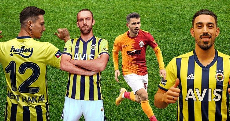 Son dakika: Galatasaray ve Fenerbahçe arasında Vedat Muriqi ile İrfan Can Kahveci'den sonra yeni round! Temasa geçtiler...