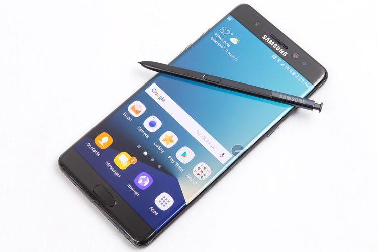 Samsung Galaxy Note 7'yi yeniden satışa çıkartıyor