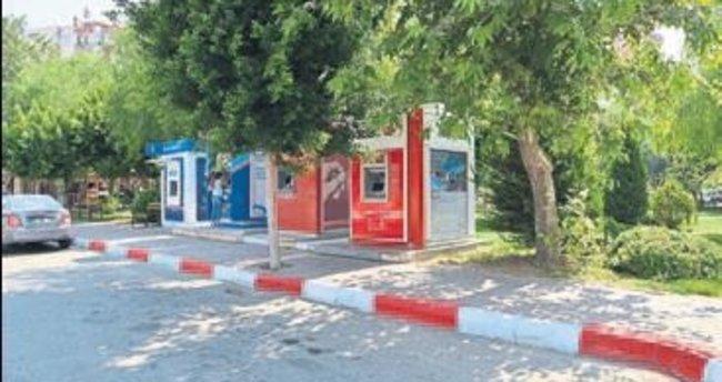 Isparta'da ATM faresi yakalandı