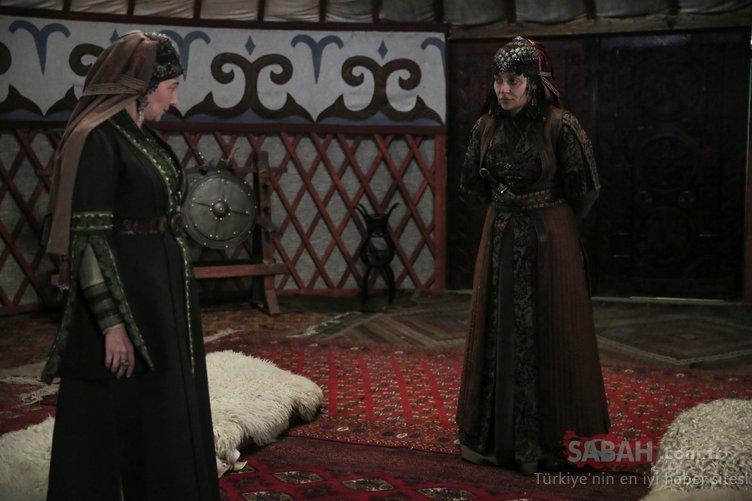 Zöhre Hatun'a katıldığı gecede bakan bir daha baktı! Kuruluş Osman'ın Zöhre Hatun'u Ayşegül Günay gerçekteki hali ile şaşırttı!