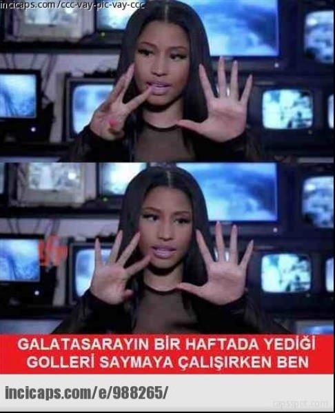 Başakşehir-Galatasaray capsleri!