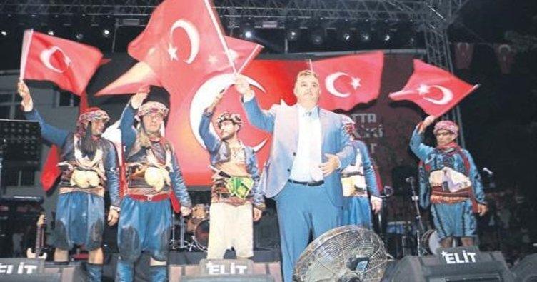 Kınık'ta Hasat Festivali coşkusu