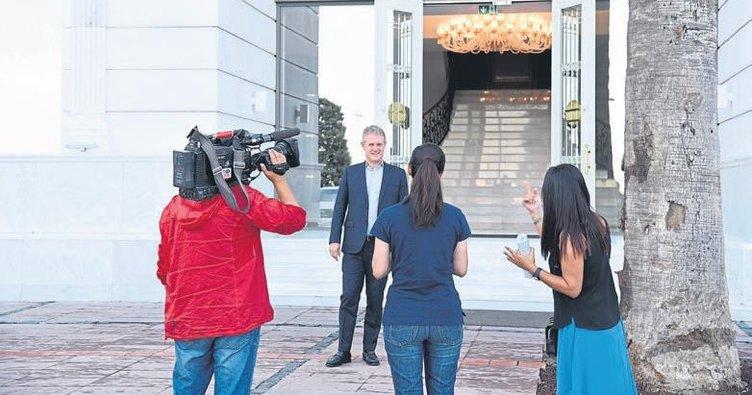 Özgener'den İzmir tanıtımı