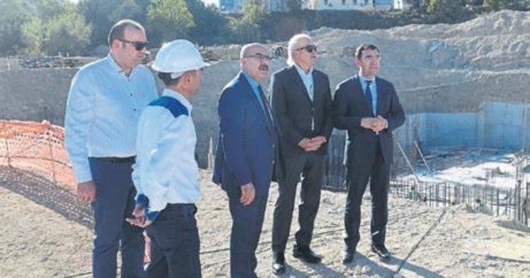 Adana'ya kamu yatırımları sürecek